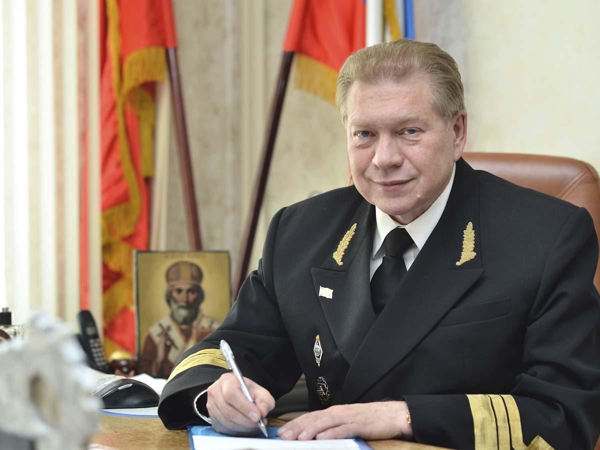 Владимир Соколов.