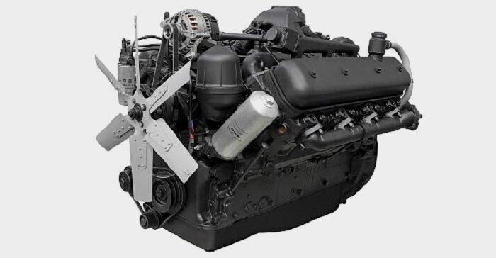 Дизельный двигатель ЯМЗ-238НД