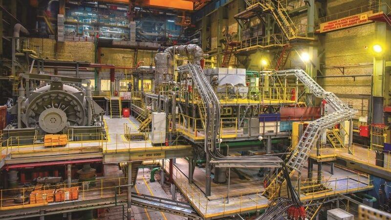 Россия вошла в пятерку мировых лидеров обрабатывающей промышленности