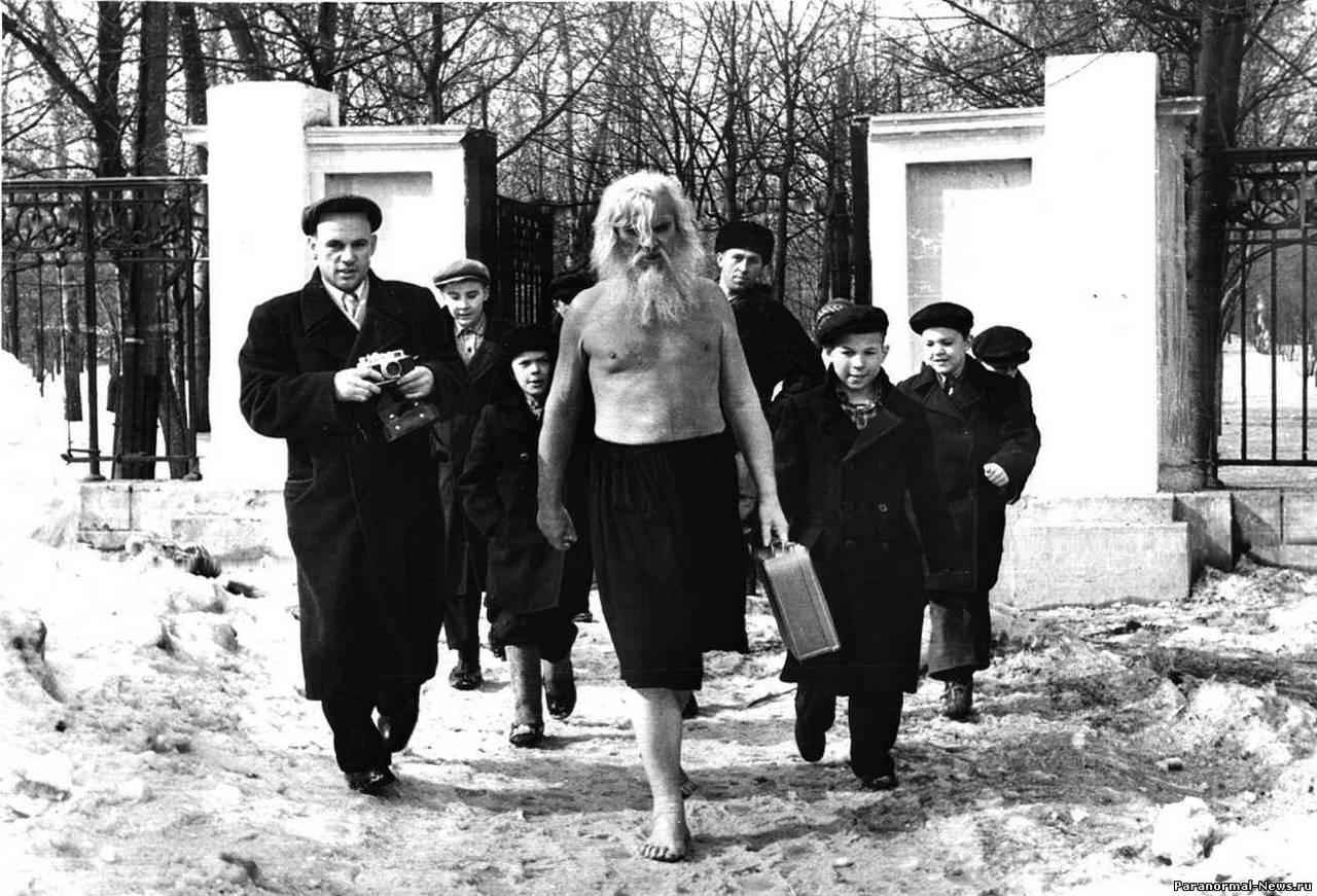 Самый известный сектант в СССР
