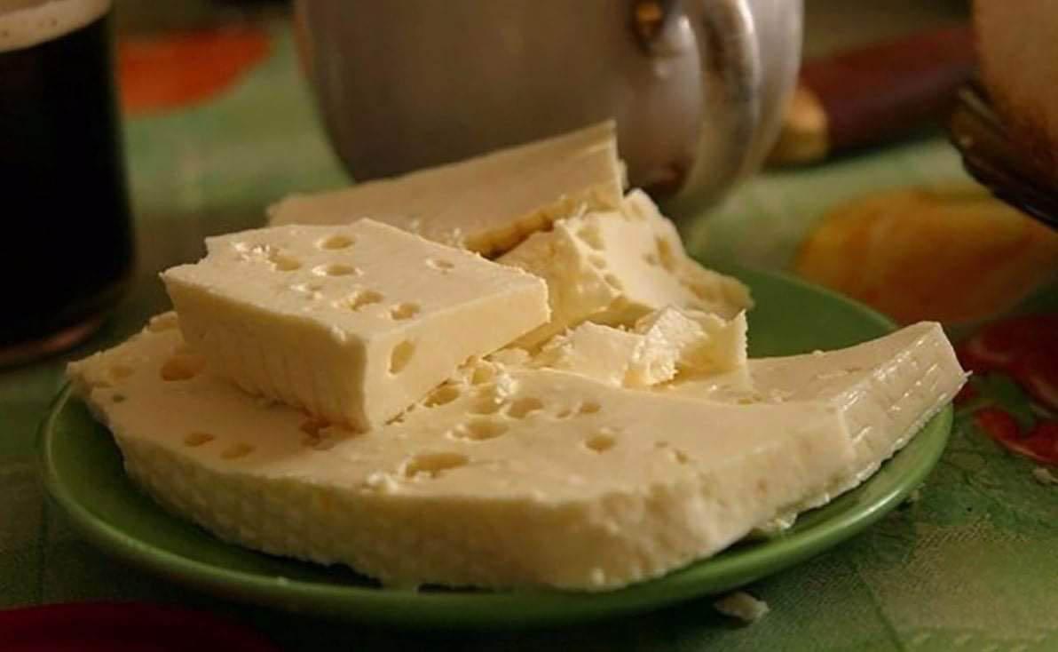 Очень простой рецепт приготовления вкусного домашнего сыра