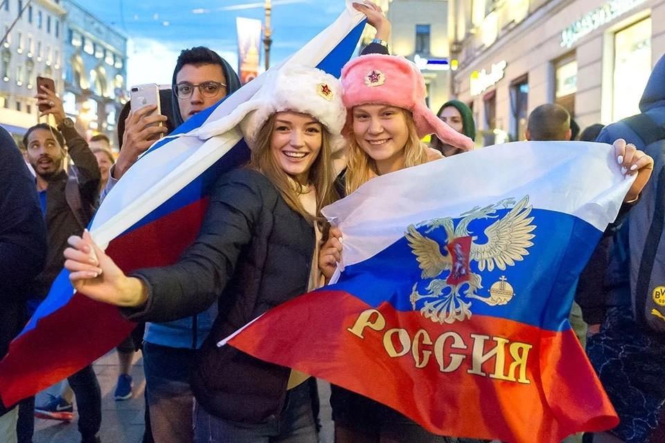 Россия - страна возможностей, но нытики их не видят