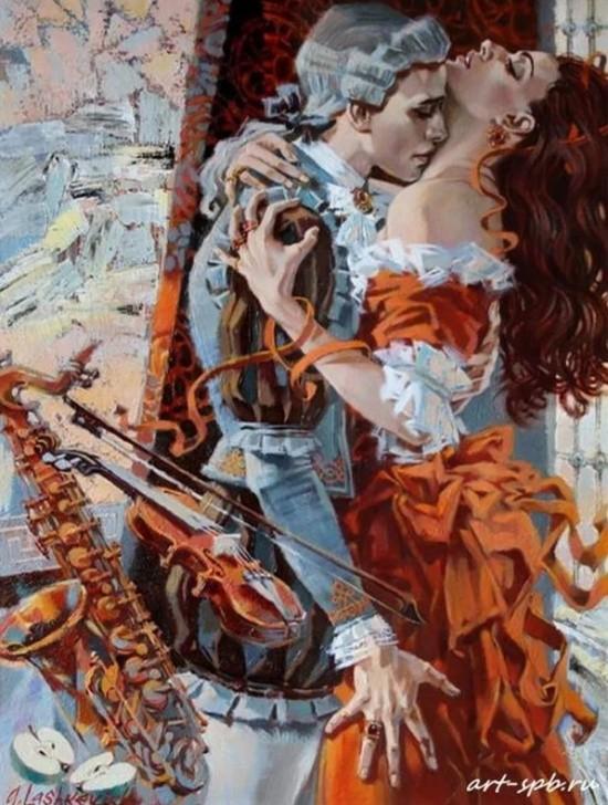 художник Алексей Лашкевич картины – 19