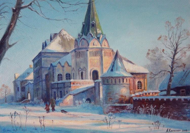 художник Артур Костылев картины – 03