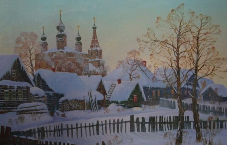 художник Артур Костылев картины – 04