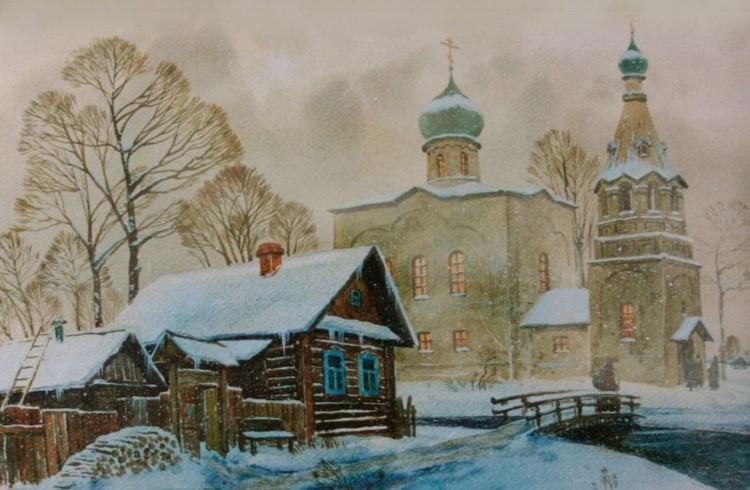 художник Артур Костылев картины – 06