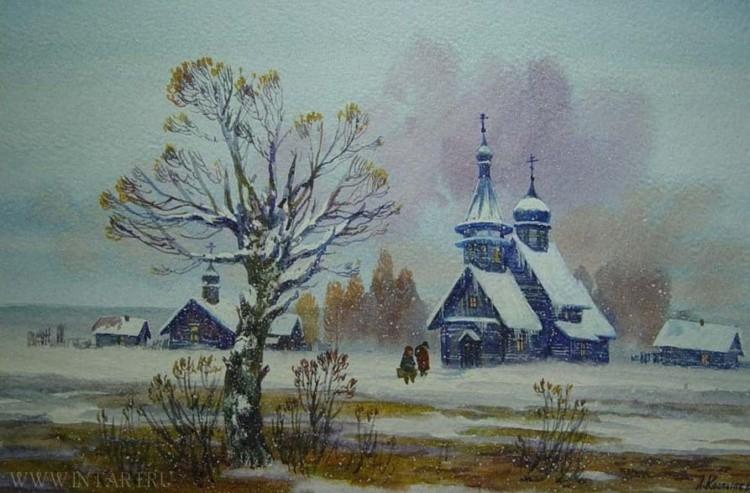 художник Артур Костылев картины – 08