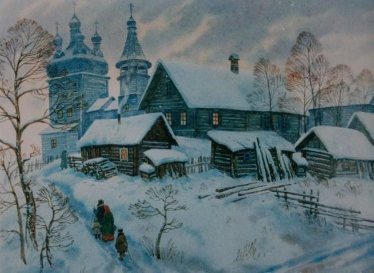 художник Артур Костылев картины – 09