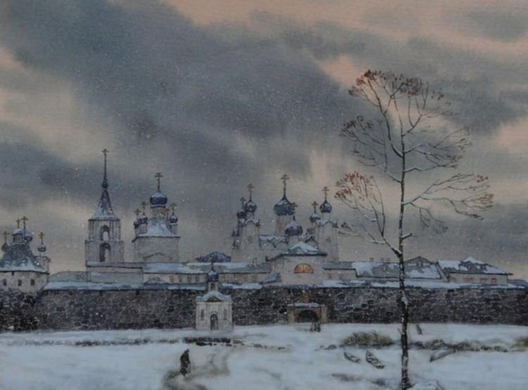 художник Артур Костылев картины – 11