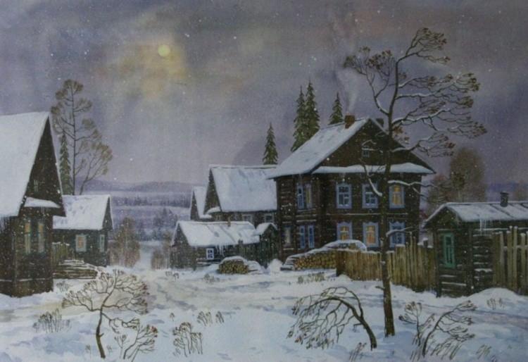 художник Артур Костылев картины – 12
