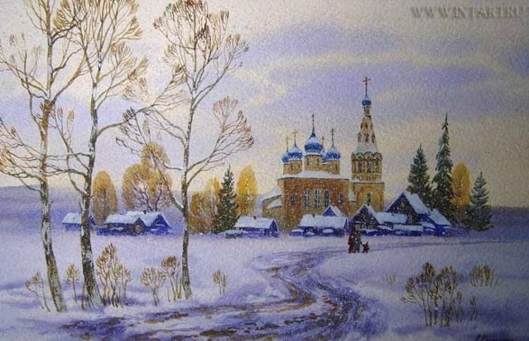 художник Артур Костылев картины – 13