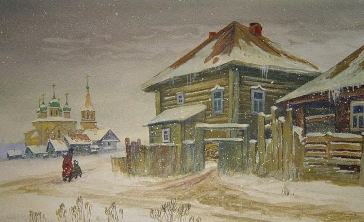 художник Артур Костылев картины – 16
