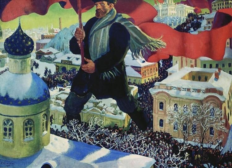 художник Борис Кустодиев картины – 13