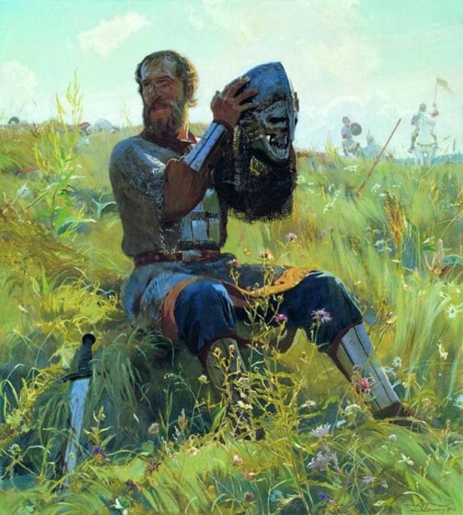 художник Дмитрий Белюкин картины – 02