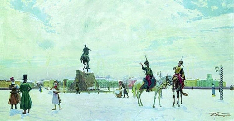 художник Дмитрий Белюкин картины – 08