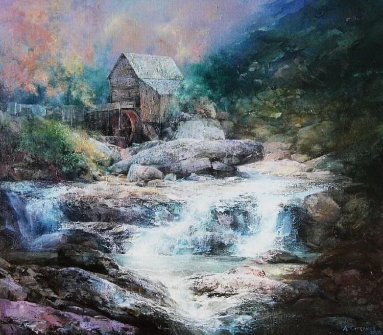 художник Дмитрий Стрелков картины – 12