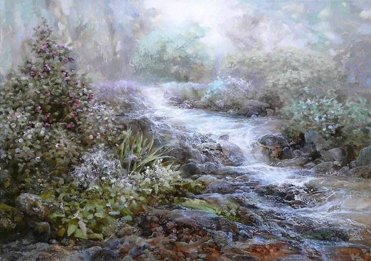 художник Дмитрий Стрелков картины – 21