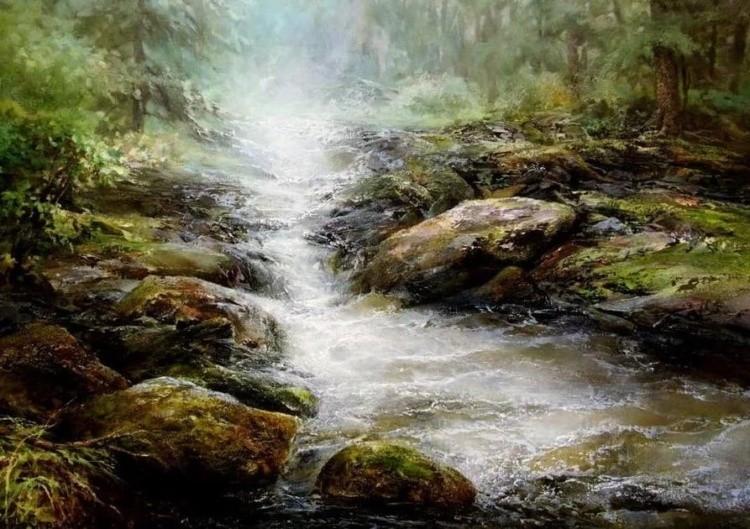 художник Дмитрий Стрелков картины – 32