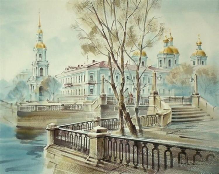 художник Константин Кузема картины – 06
