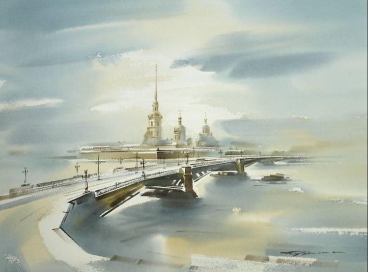 художник Константин Кузема картины – 09