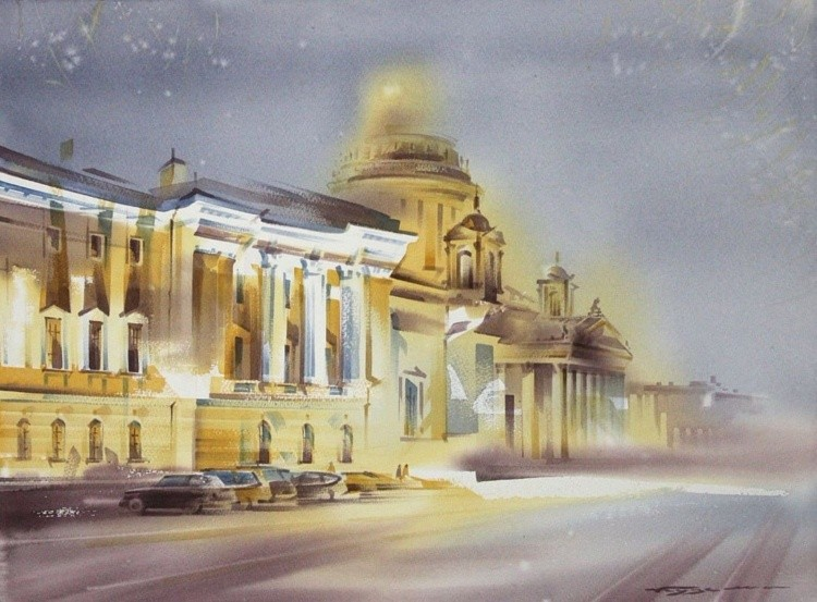 художник Константин Кузема картины – 10