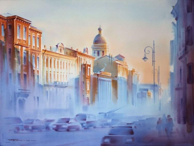 художник Константин Кузема картины – 13