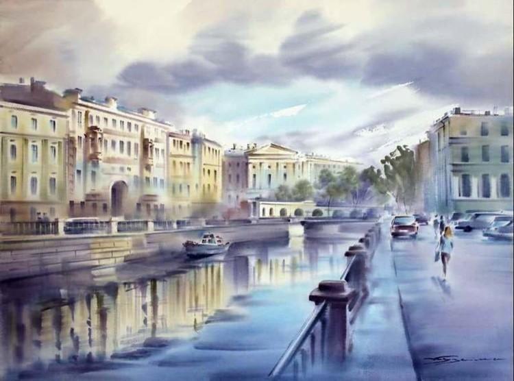 художник Константин Кузема картины – 14