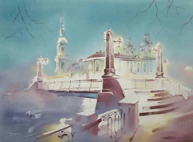 художник Константин Кузема картины – 16