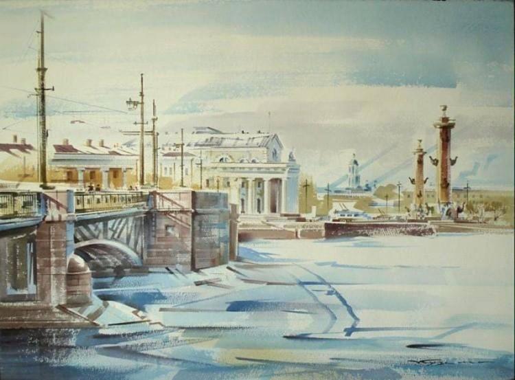 художник Константин Кузема картины – 21