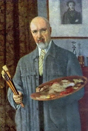 художник Константин Фёдорович Юон картины – 02