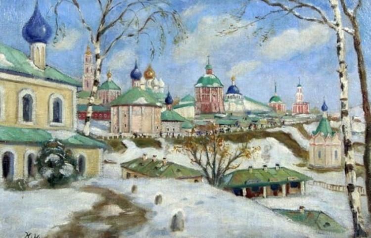 художник Константин Фёдорович Юон картины – 03