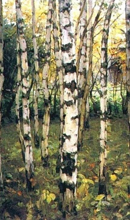 художник Константин Фёдорович Юон картины – 04