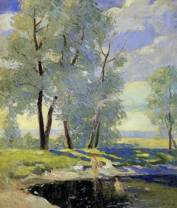 художник Константин Фёдорович Юон картины – 23