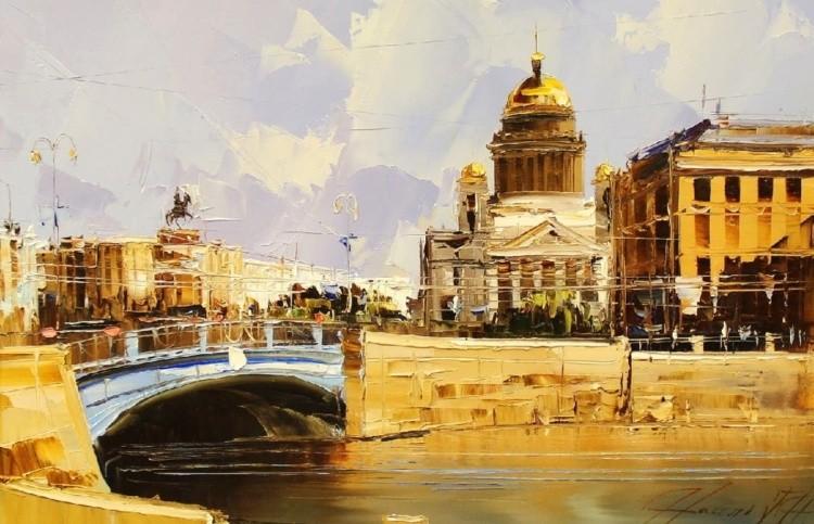 художник Наиль Галимов картины – 01