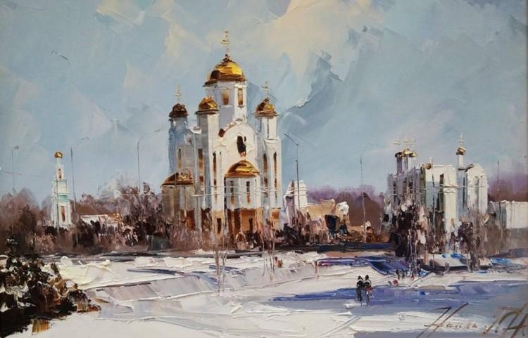 художник Наиль Галимов картины – 02