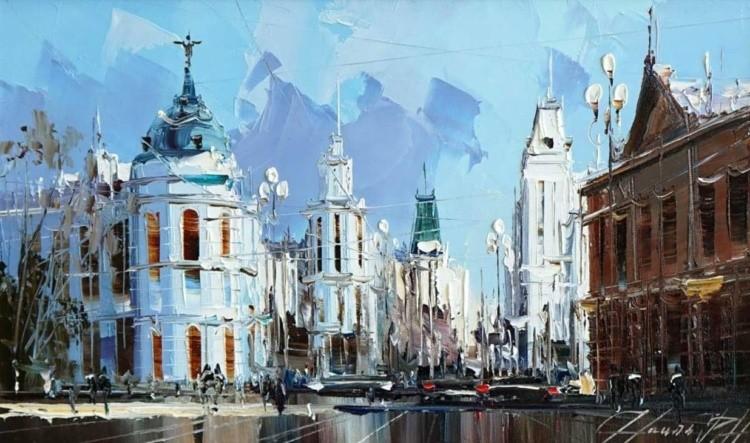 художник Наиль Галимов картины – 03