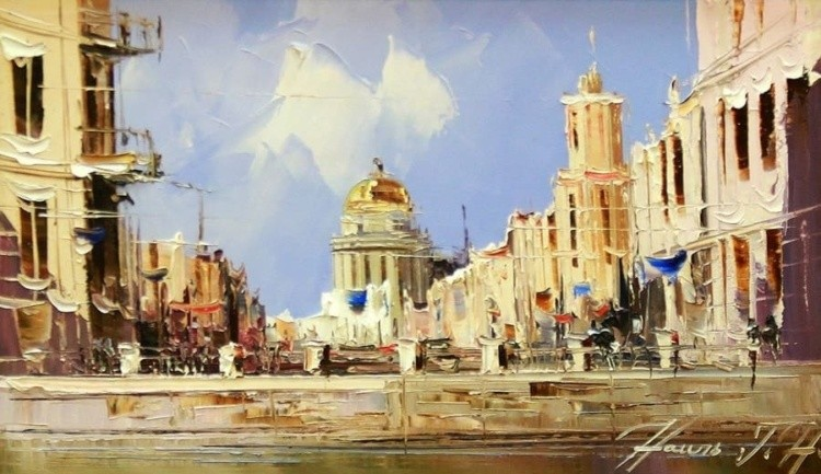 художник Наиль Галимов картины – 08