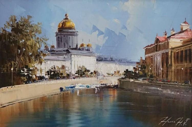 художник Наиль Галимов картины – 11