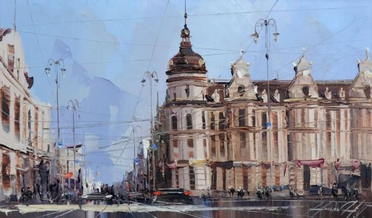 художник Наиль Галимов картины – 15