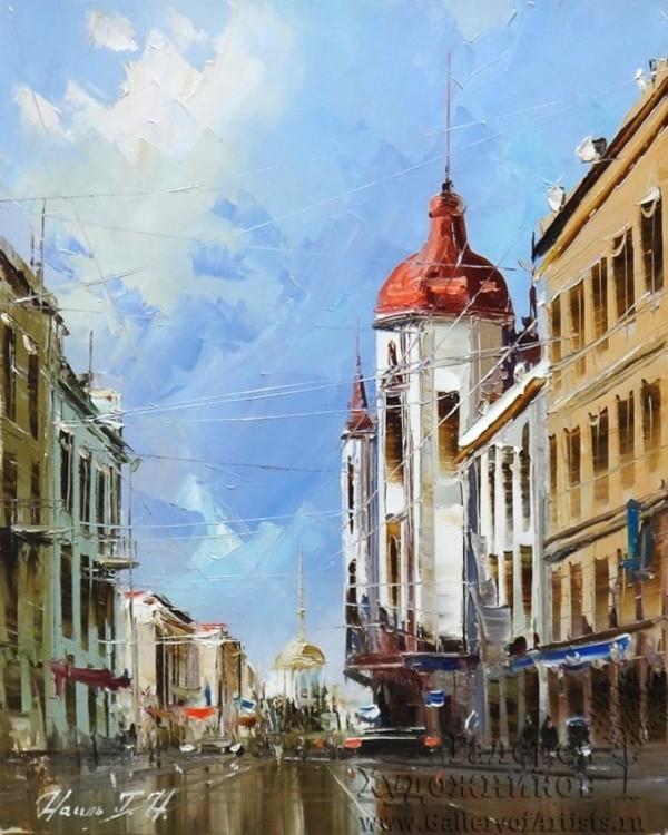 художник Наиль Галимов картины – 24