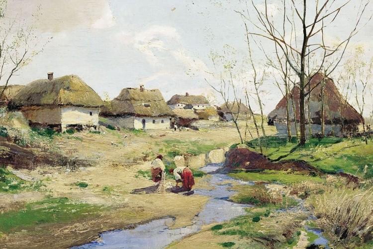 художник Сергей Иванович Васильковский картины – 04