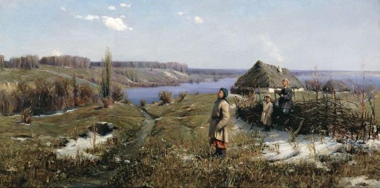 художник Сергей Иванович Васильковский картины – 26