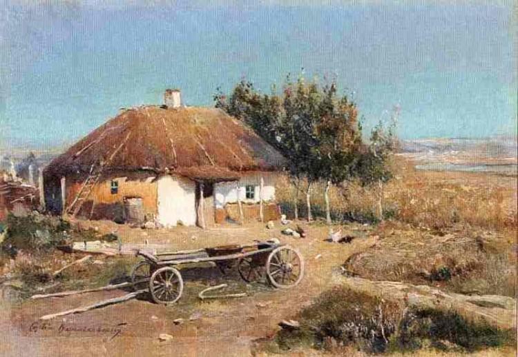 художник Сергей Иванович Васильковский картины – 30