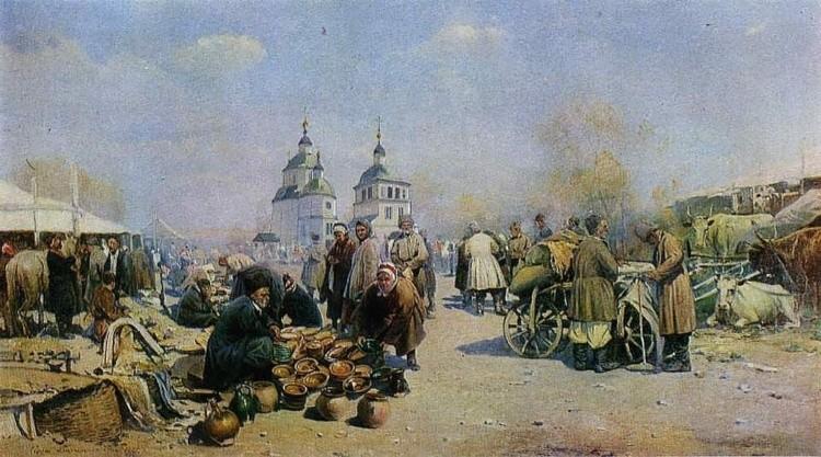 художник Сергей Иванович Васильковский картины – 32