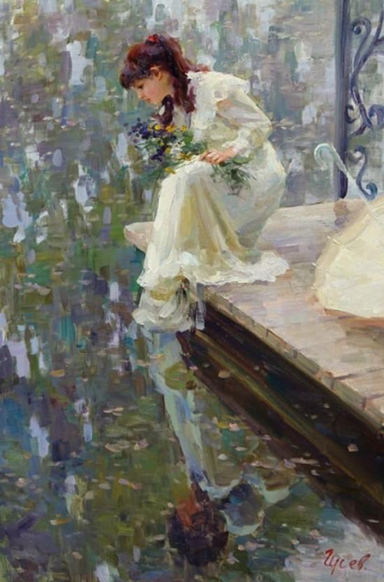 художник Владимир Гусев картины – 39