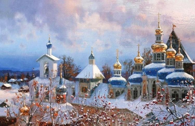 художник Владимир Юрьевич Жданов картины – 01