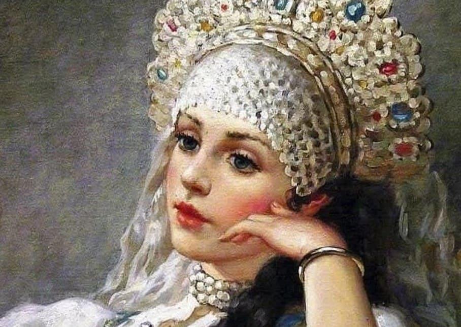 Художник Владислав Нагорнов. Ты постой красавица моя…