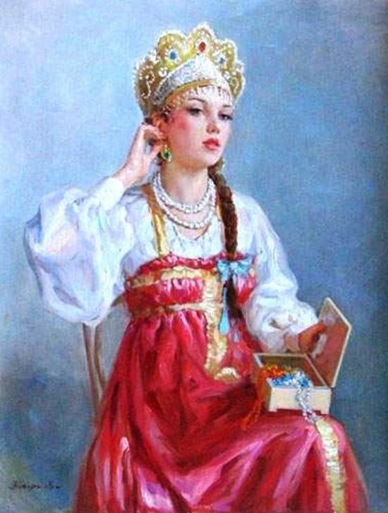 художник Владислав Нагорнов картины – 10