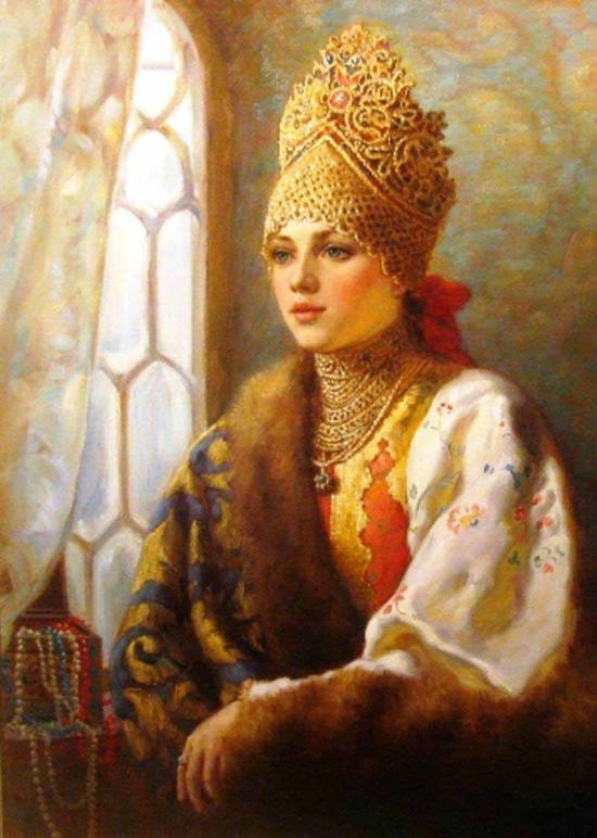 художник Владислав Нагорнов картины – 11