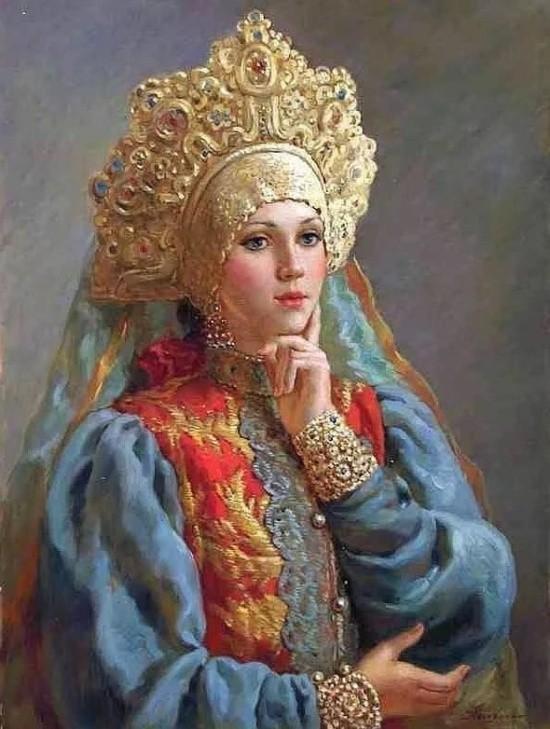 художник Владислав Нагорнов картины – 14